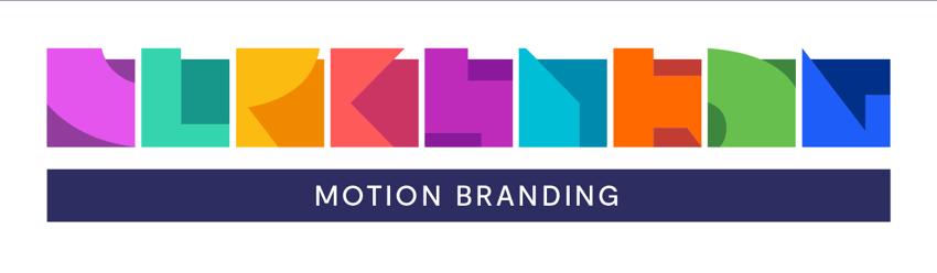 UKRI motion branding