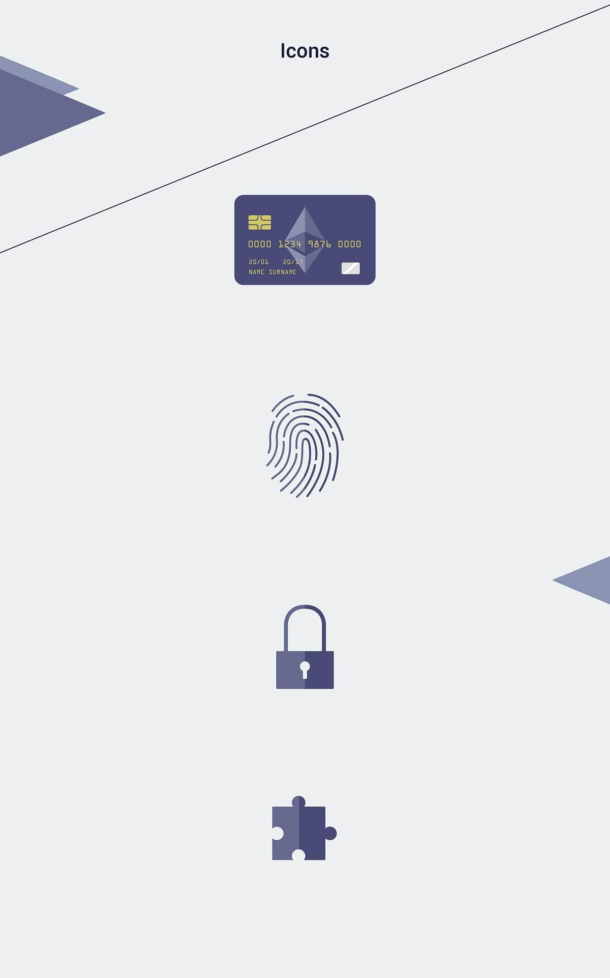 ethereum explainer content icons
