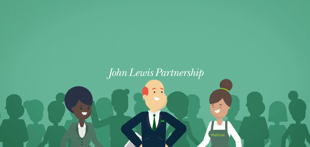 JOHN LEWIS PARTNERSHIP | INTERNAL COMMS CAMPAIGN