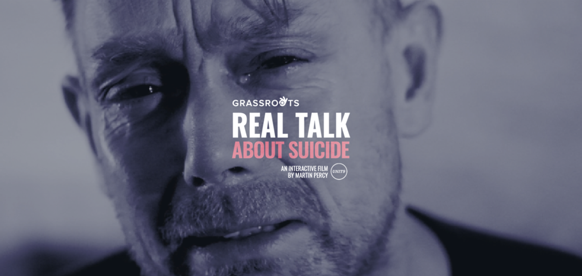 Real Talk About Suicide | Interactive Film