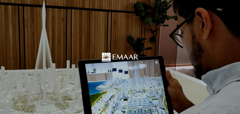 EMAAR | AUGMENTED REALITY