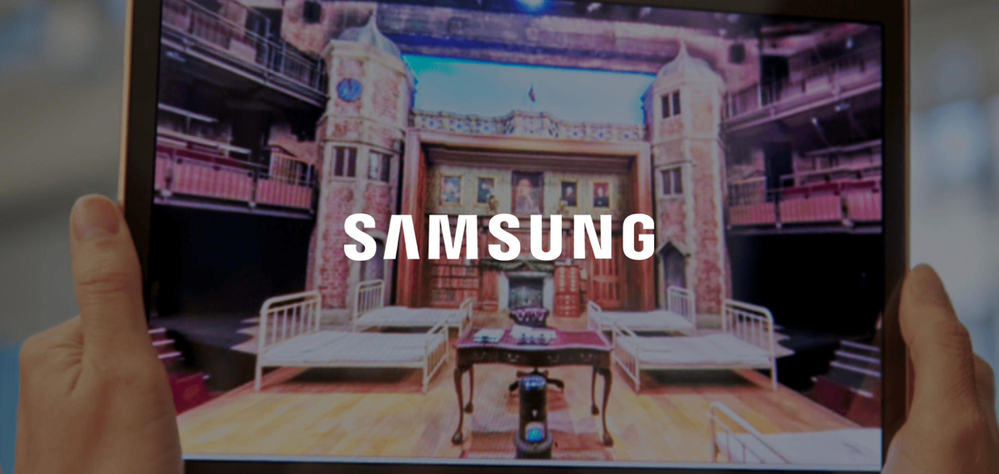 ROYAL SHAKESPEARE COMPANY & SAMSUNG | Interactive Experience