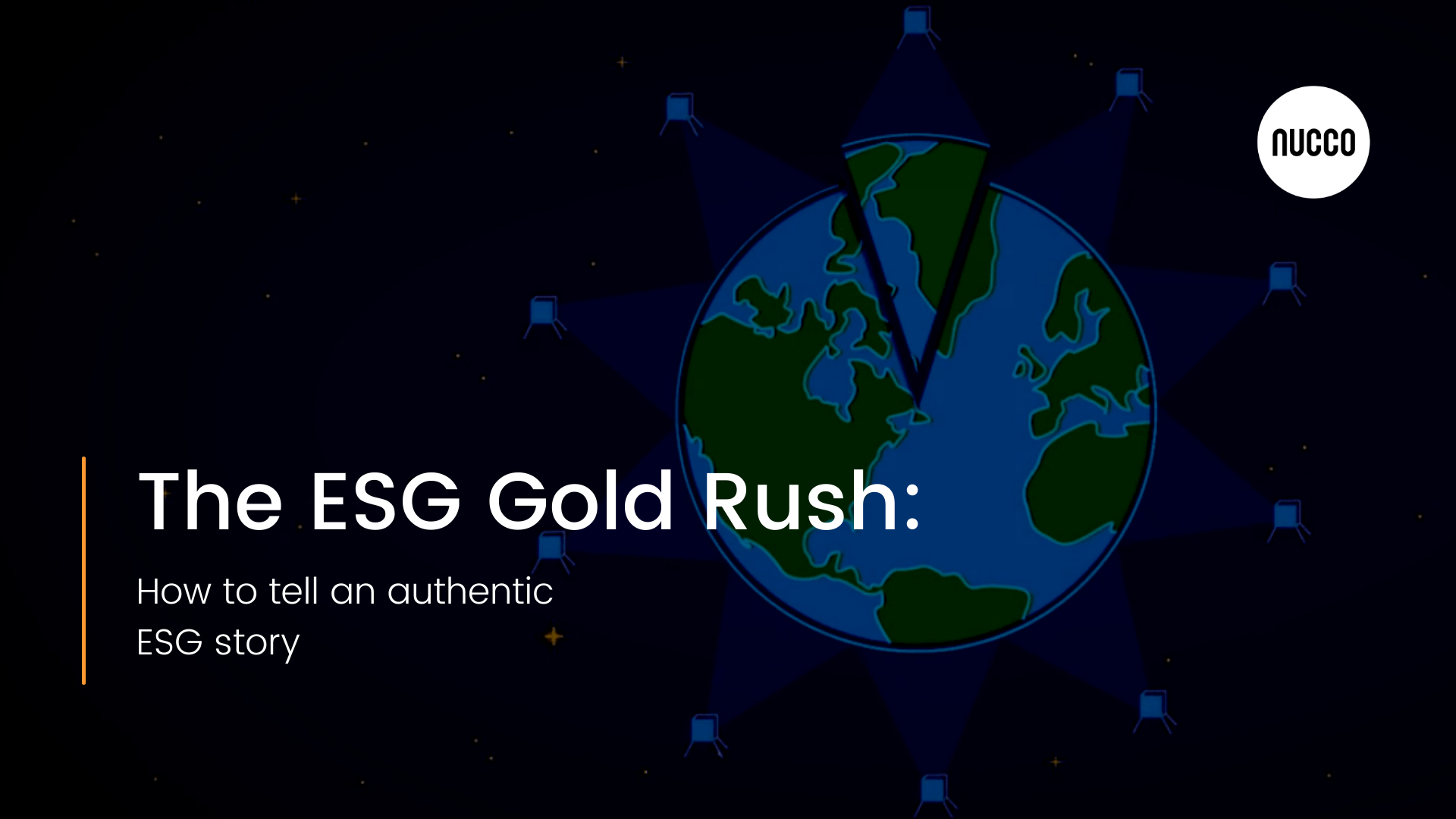 The ESG Gold Rush: How to Tell an Authentic ESG Story